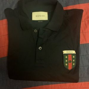 Authentic Gucci Polo Shirt